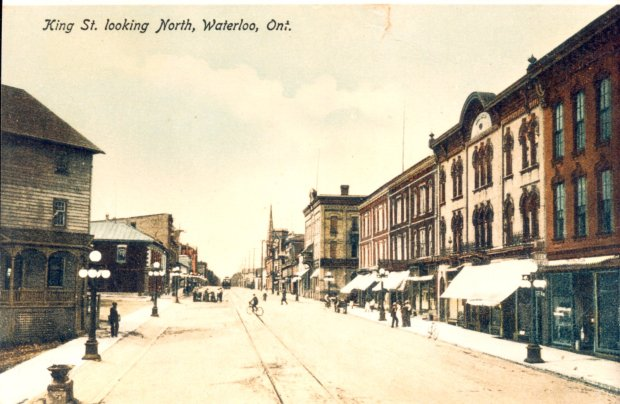 King and Erb, Waterloo ca 1910