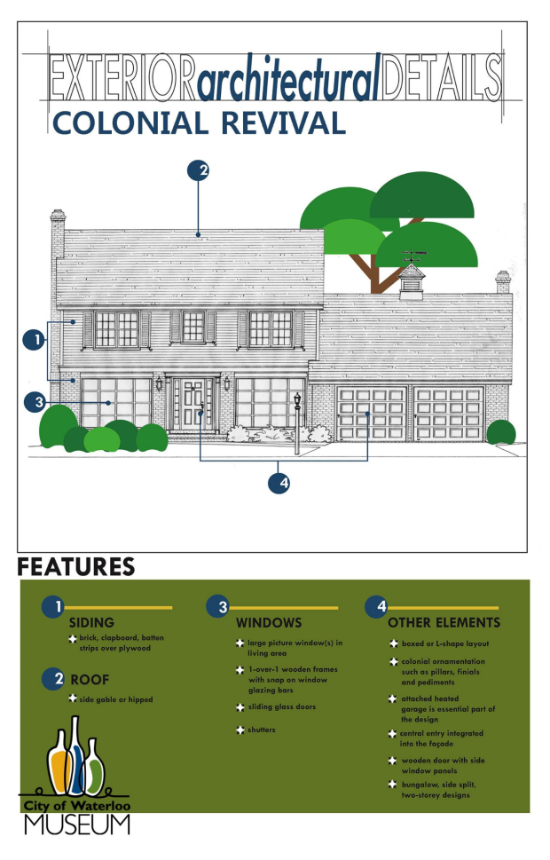 Colonial Revival Info Sheet