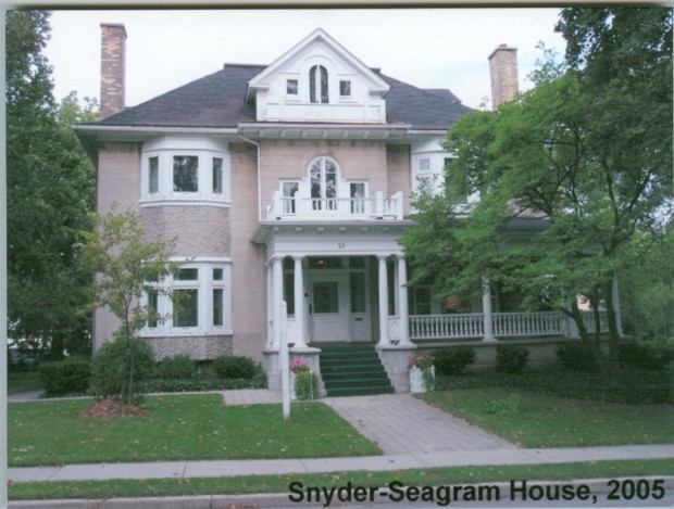 Snyder-Seagram House